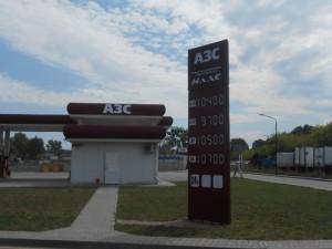 На контрабанде топлива польские «бензовозы» зарабатывают более 3500 злотых в месяц