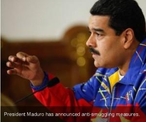 63% венесуэльцев поддерживают меры по борьбе с контрабандой