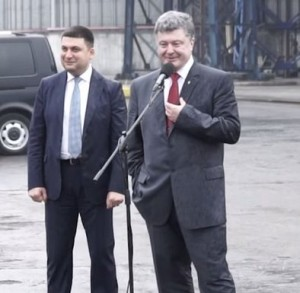 Визит Порошенко в Одессу — «это брутальная борьба за контрабанду»
