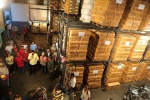 В Венесуэле за контрабанду задержаны 1395 человек — вот это размах!